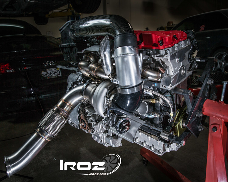 Iroz Motorsport 2 5TFSI IMS500-1000 Turbo Kits